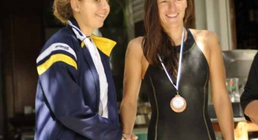 MEDITERRANEAN AND 7th INTERNATIONAL SWIMMING MARATHON – LIMASSOL, 22-23 OCTOBER 2011